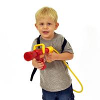 Fireman water sprayer