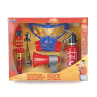 Klein Fireman toy other image