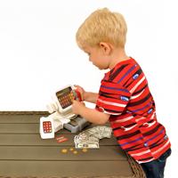 Klein play cash register