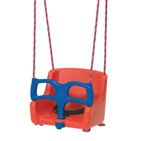 Multi-Play Swingset
