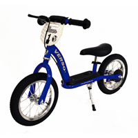 Balance Bike blue other image