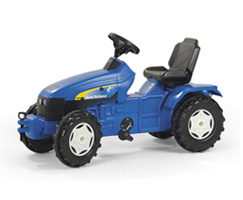 NEW HOLLAND PEDAL TRACTOR other image
