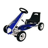 Pole Position Pedal Car other image