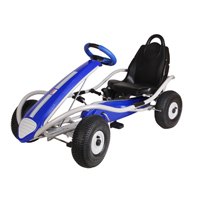 Dakar Racer S pedal car other image