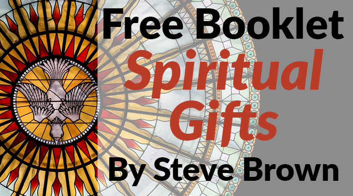 Spiritual Gifts Booklet