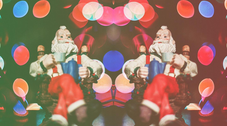 Two Santas: Law & Gospel