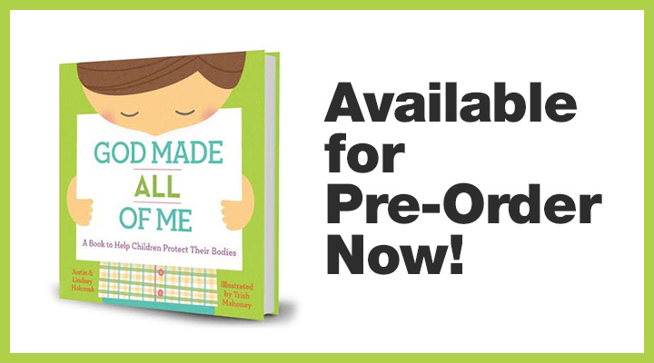 God Made All of Me - Available for Pre-Order