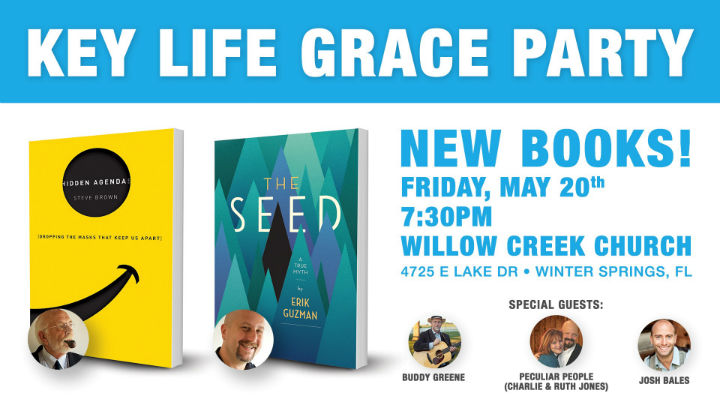 Key Life Grace Party - May 20th