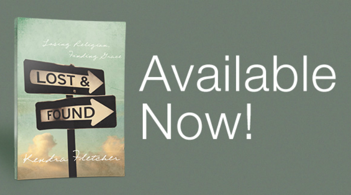 Lost & Found: Losing Religion, Finding Grace - Available Now!