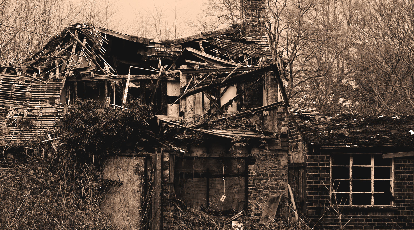 Broken Homes in the Bible, by Richard Pratt