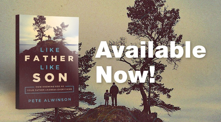 Like Father, Like Son - Available Now!