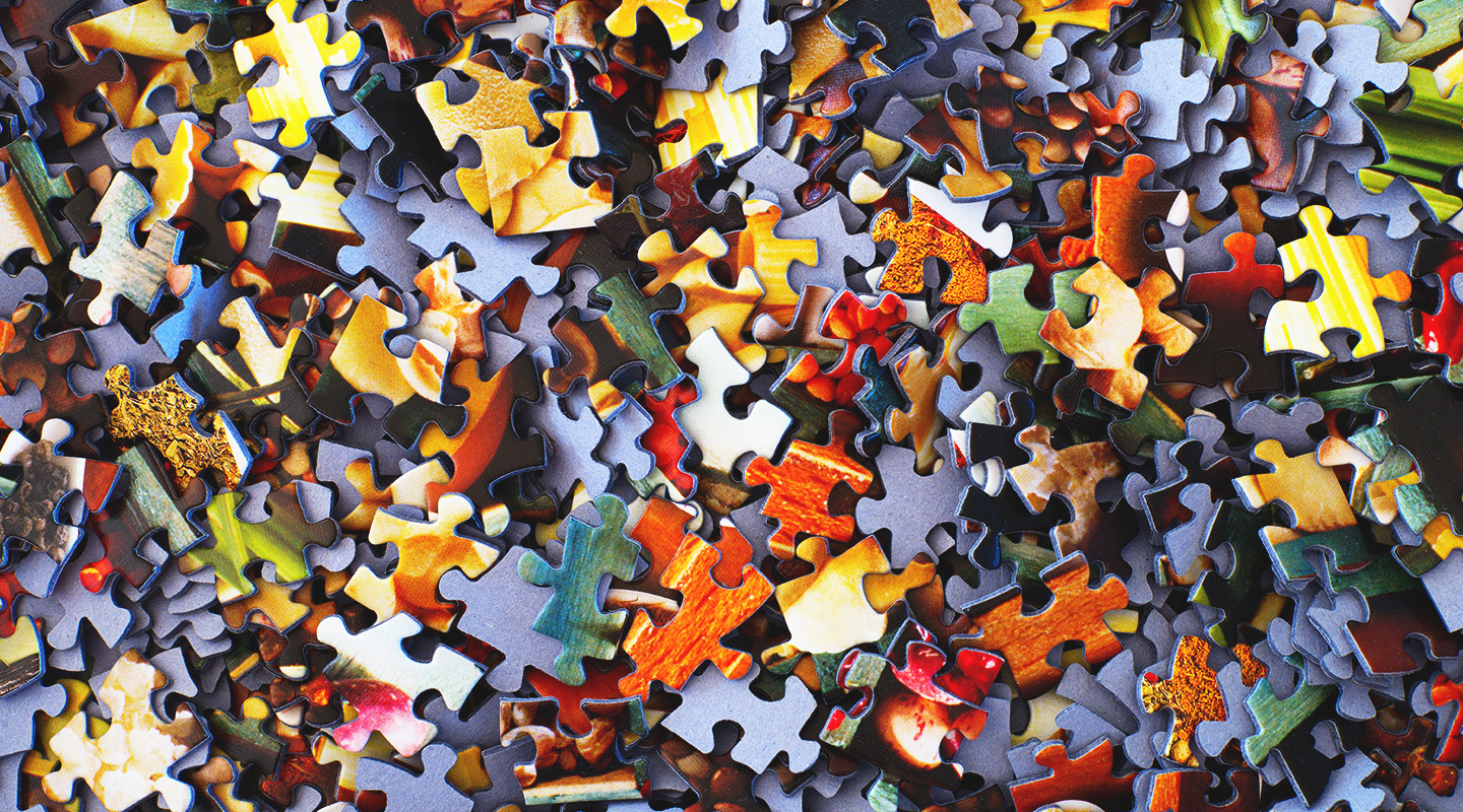 The Impossible Puzzle (1  Corinthians 1:18-25)