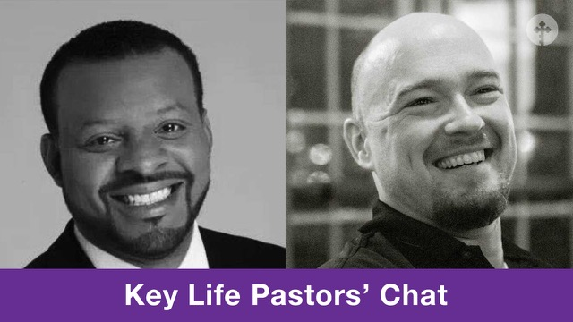 Grace Encounter Conference - Key Life Pastors' Chat