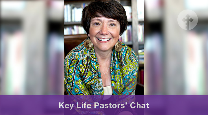 Key Life Pastors' Chat with Sharon Hersh