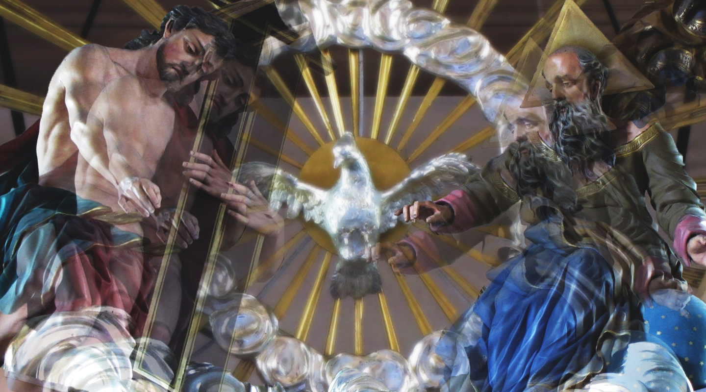 Trinity: Persons, Not 'Parts'