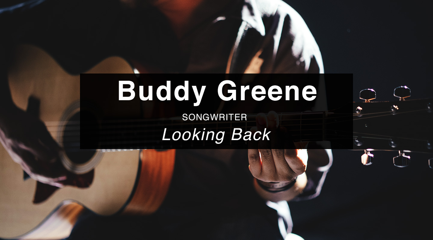 Looking Back - Buddy Greene video thumbnail