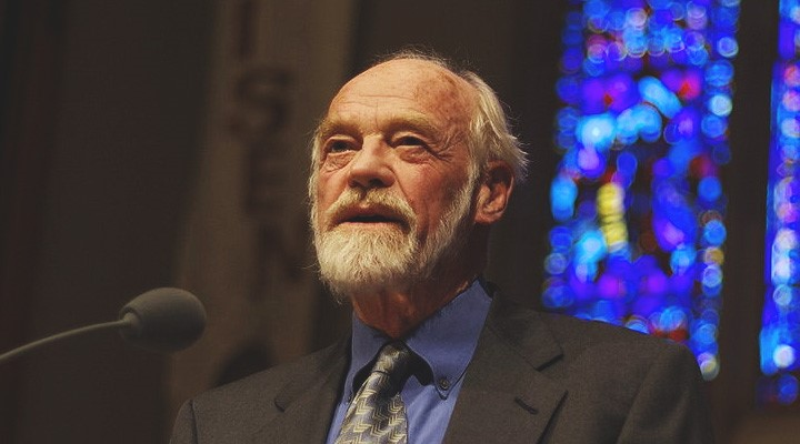 The Pastor - Eugene Peterson video thumbnail