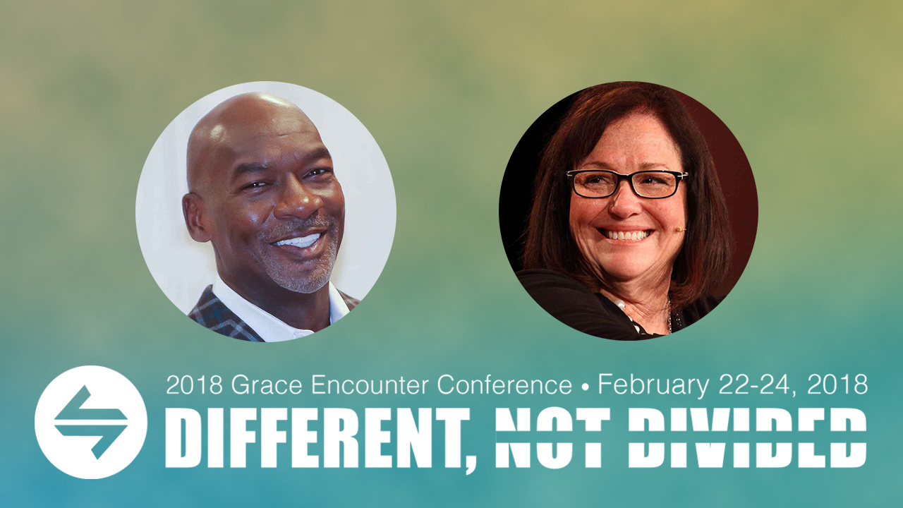 Grace Encounter 2018 - Elyse Fitzpatrick & Bishop Herb Andrew