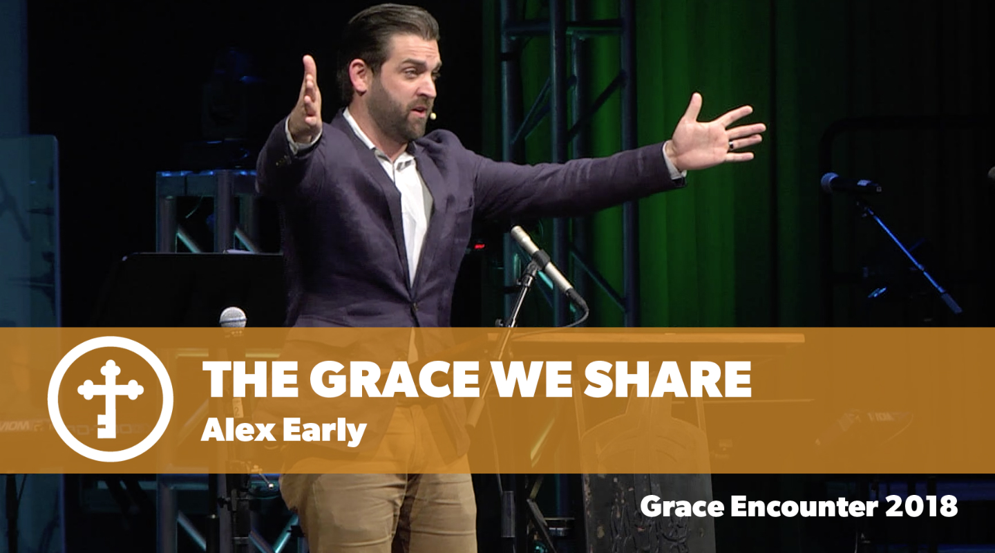 The Grace We Share - Alex Early video thumbnail