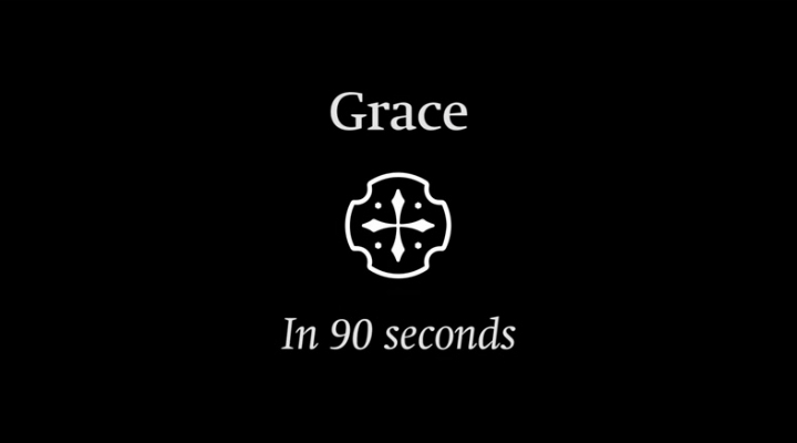 Grace (In 90 Seconds) video thumbnail