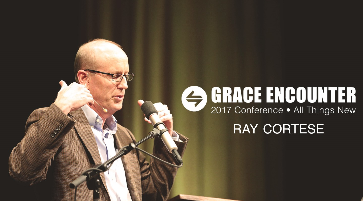 Grace Encounter 2017 - We Are Chosen - Ray Cortese video thumbnail
