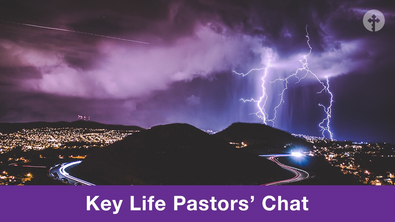 Key Life Pastors' Chat - Surviving Ministry video thumbnail