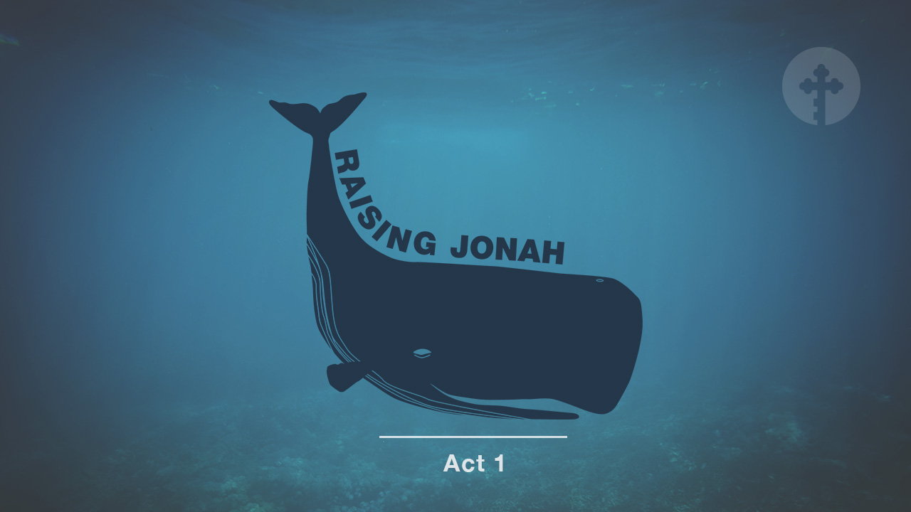 Raising Jonah - Act 1 video thumbnail