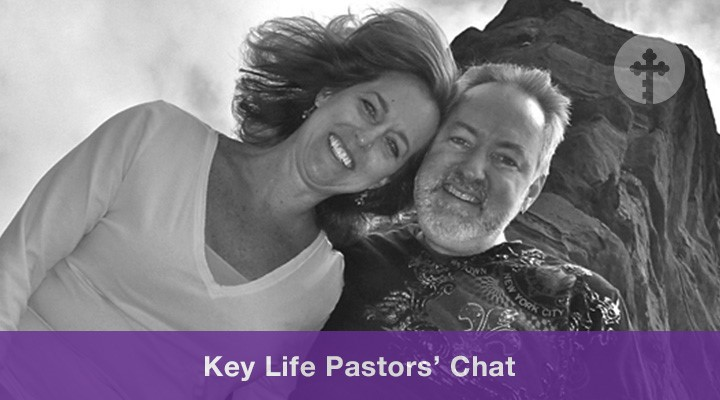 Key Life Pastors' Chat with Shari Thomas