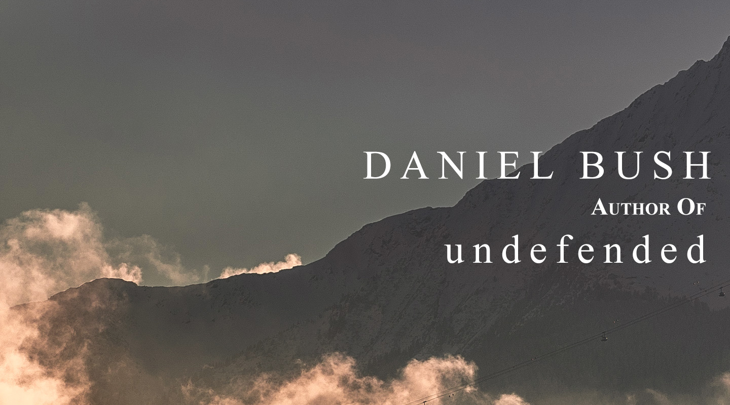 Undefended - Daniel Bush video thumbnail
