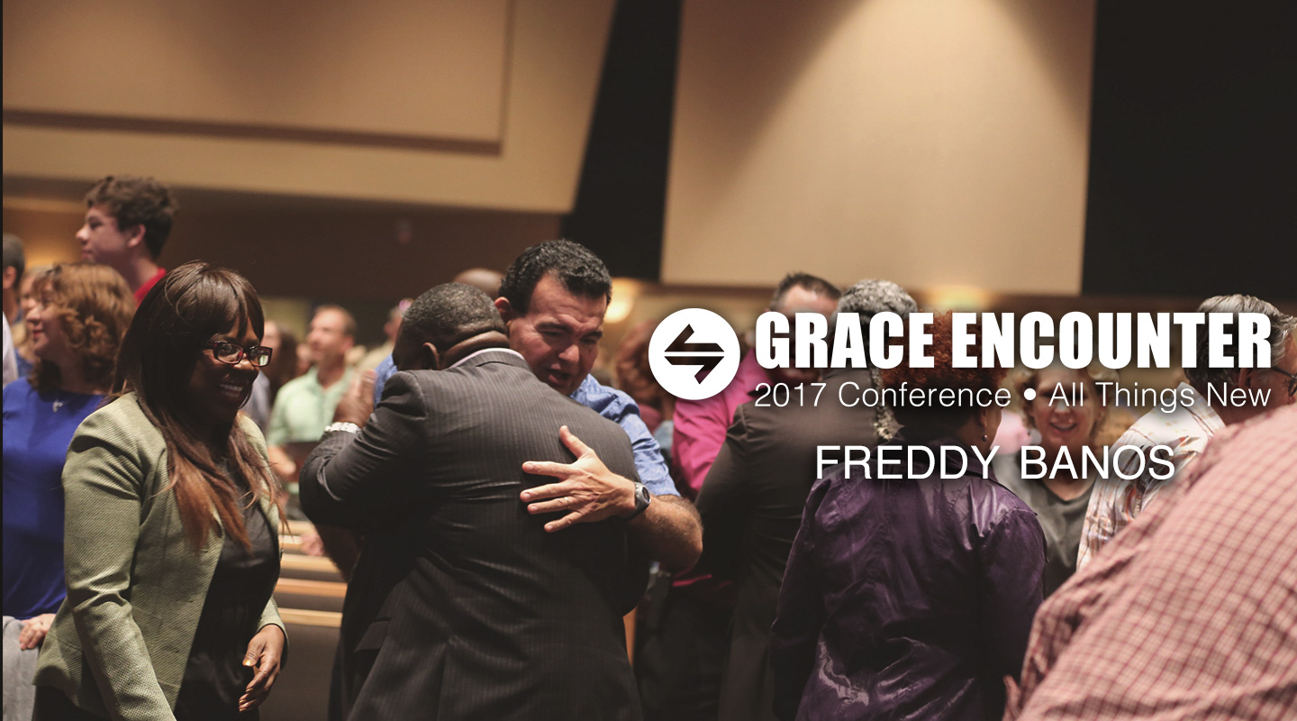 Grace Encounter 2017 - We Are Called - Freddy Banos video thumbnail