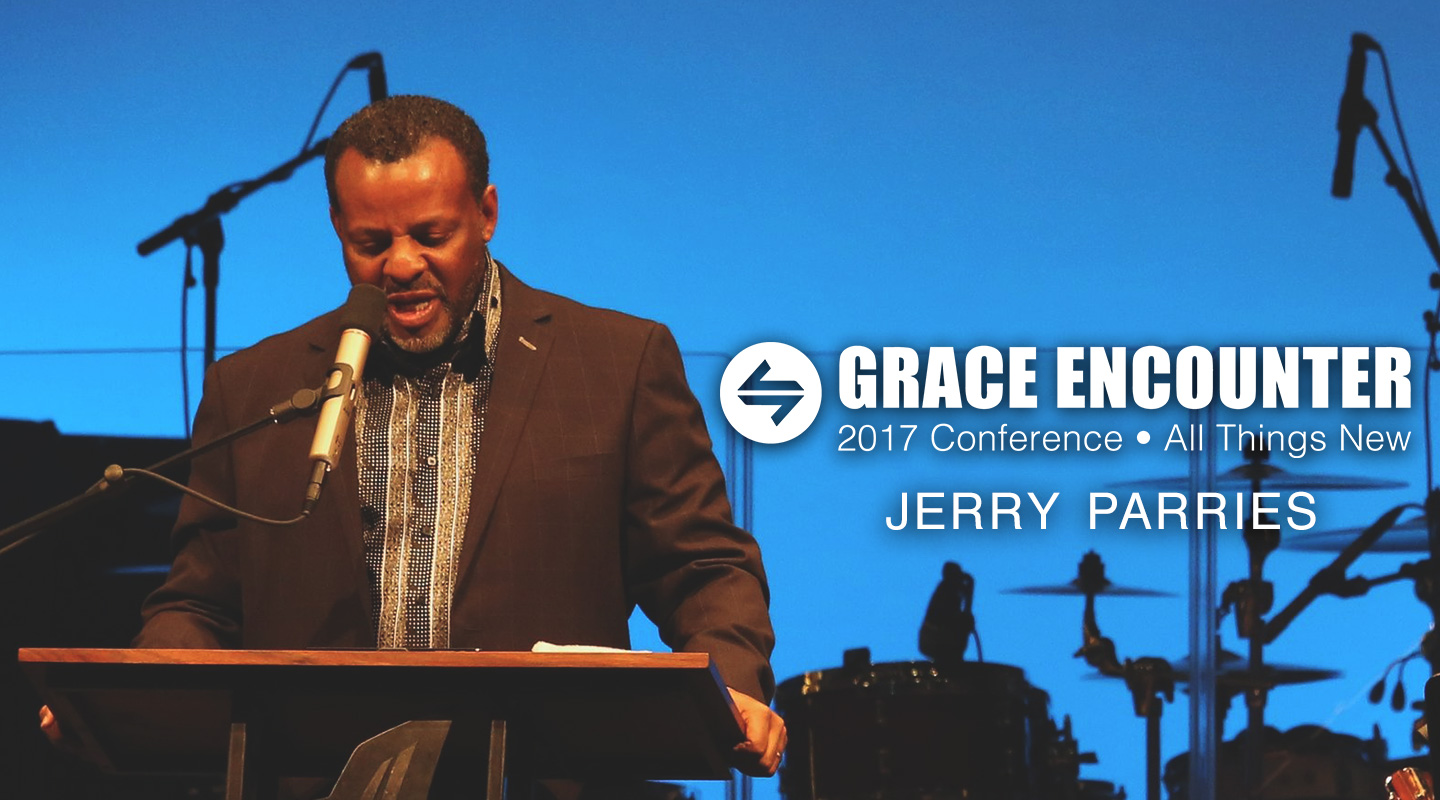 Grace Encounter 2017 - Jesus & Barabbas - Jerry Q. Parries video thumbnail