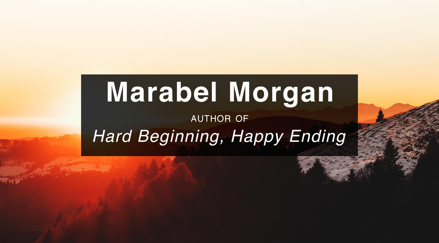 Hard Beginning, Happy Ending - Marabel Morgan video thumbnail