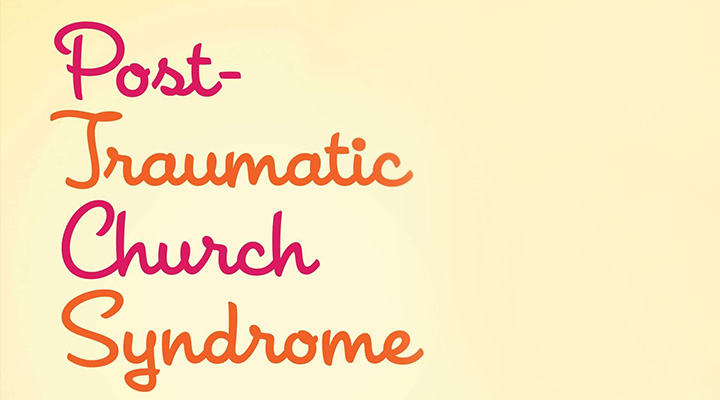 Post-Traumatic Church Syndrome - Reba Riley video thumbnail
