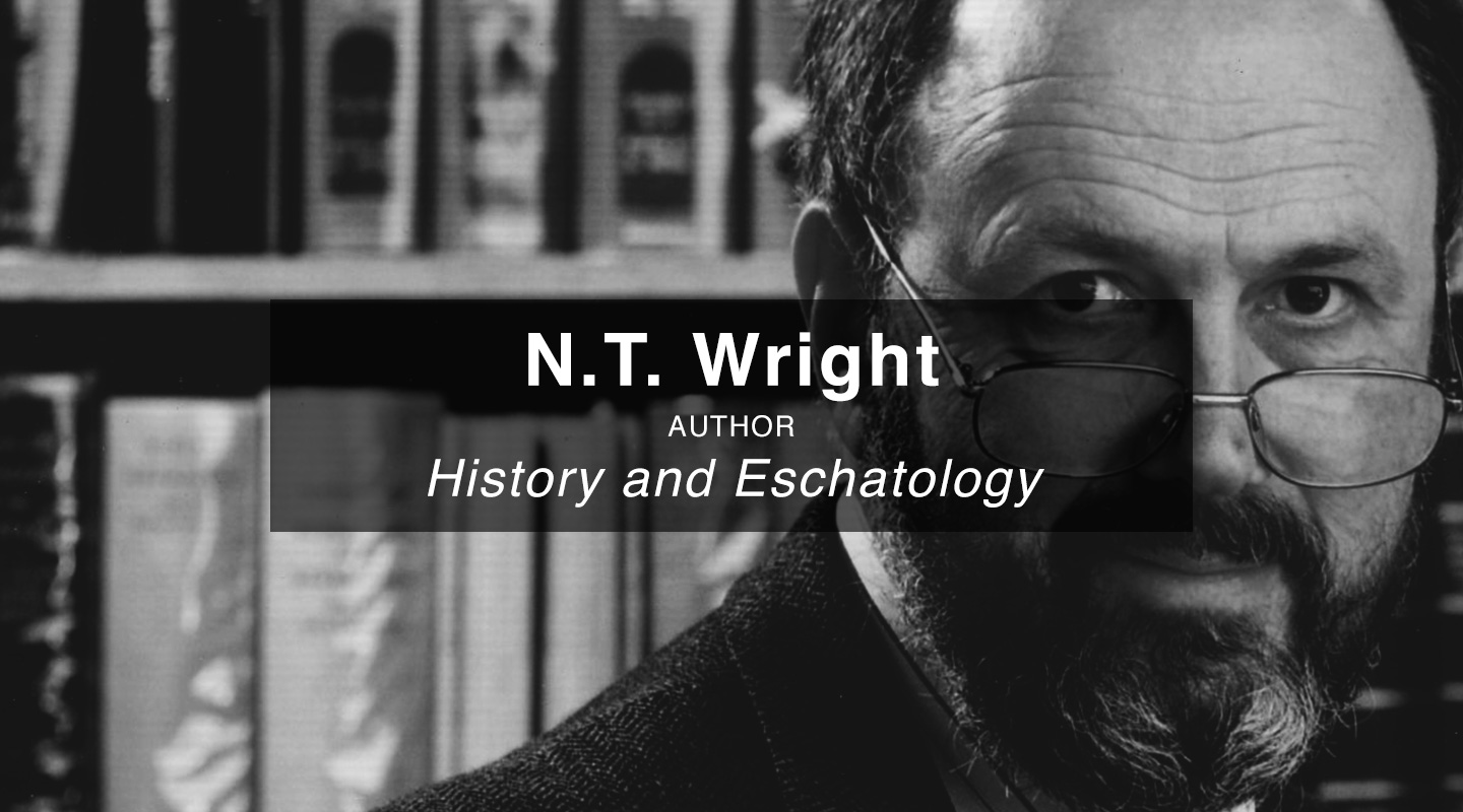 N.T. Wright | Natural Theology video thumbnail