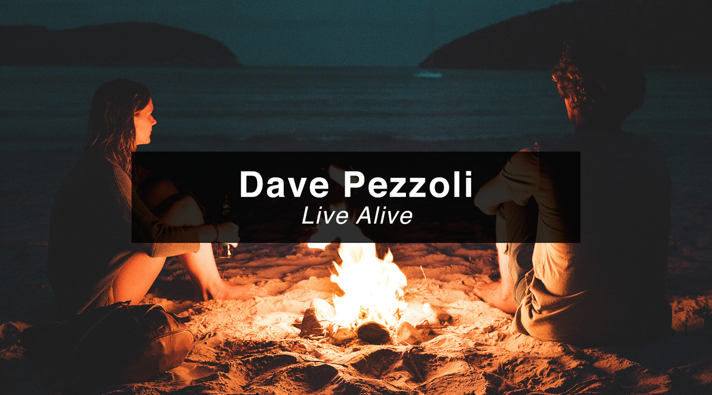 Dave Pezzoli - Live Alive video thumbnail