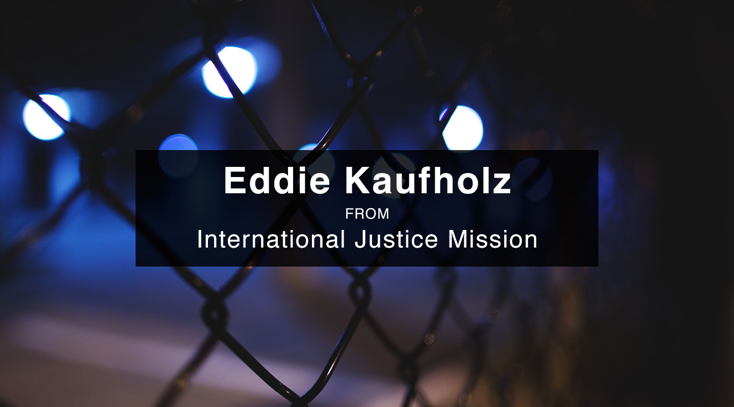 Freedom Sunday - Eddie Kaufholz (Re-Air)