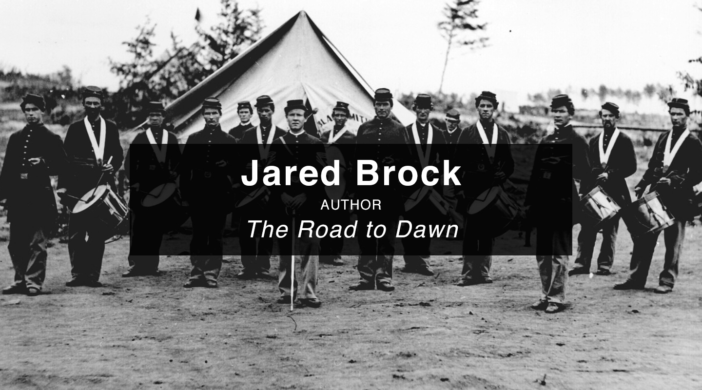 The Road to Dawn - Jared Brock