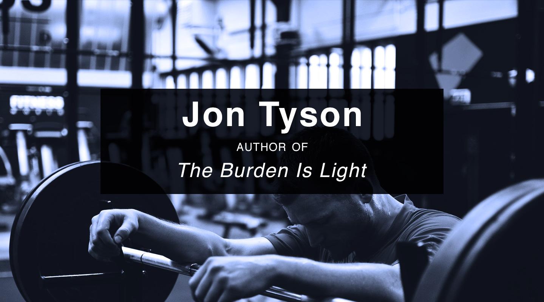 The Burden Is Light - Jon Tyson video thumbnail