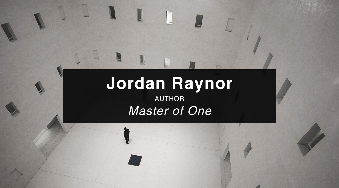 Jordan Raynor | Master of One video thumbnail