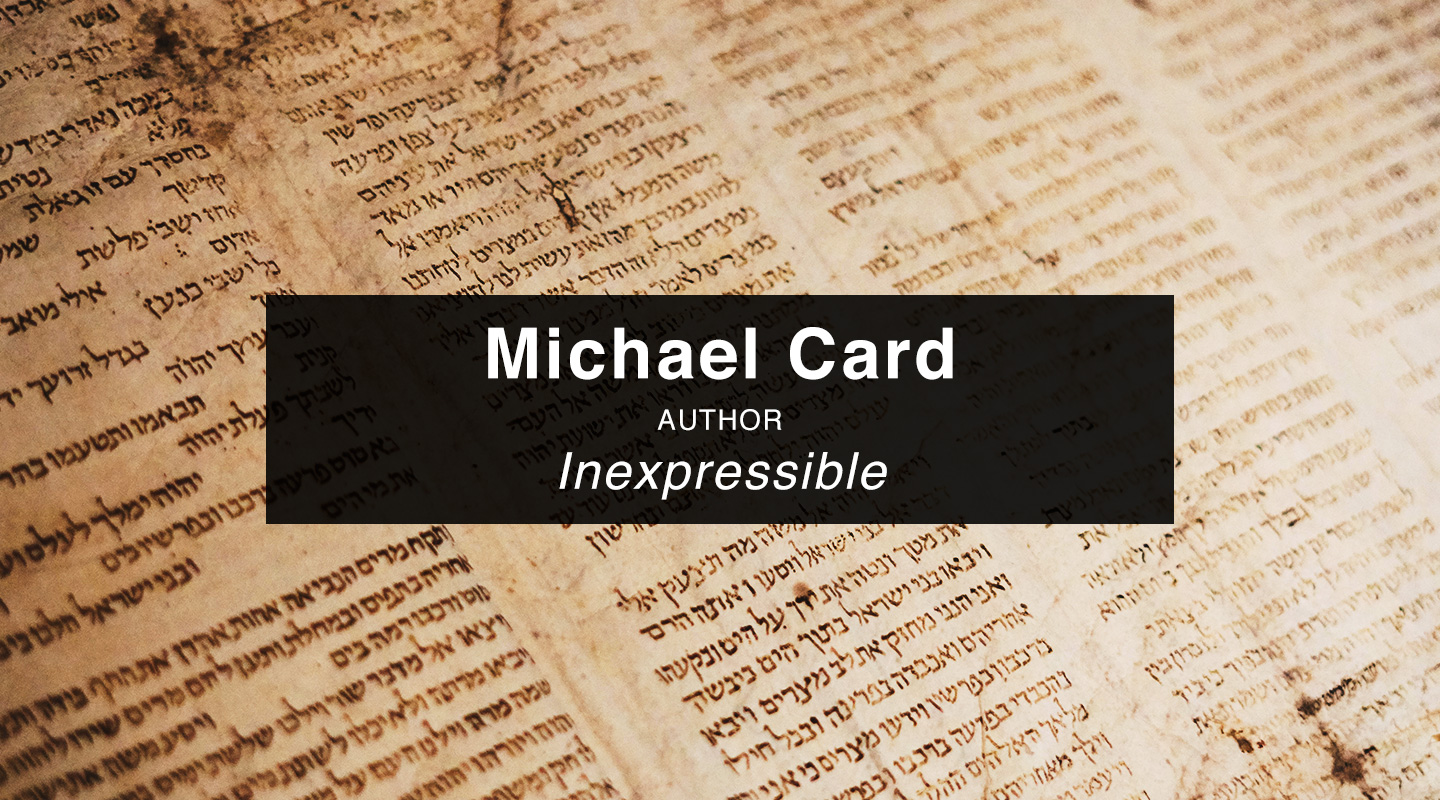 Michael Card - Inexpressible (Re-air)