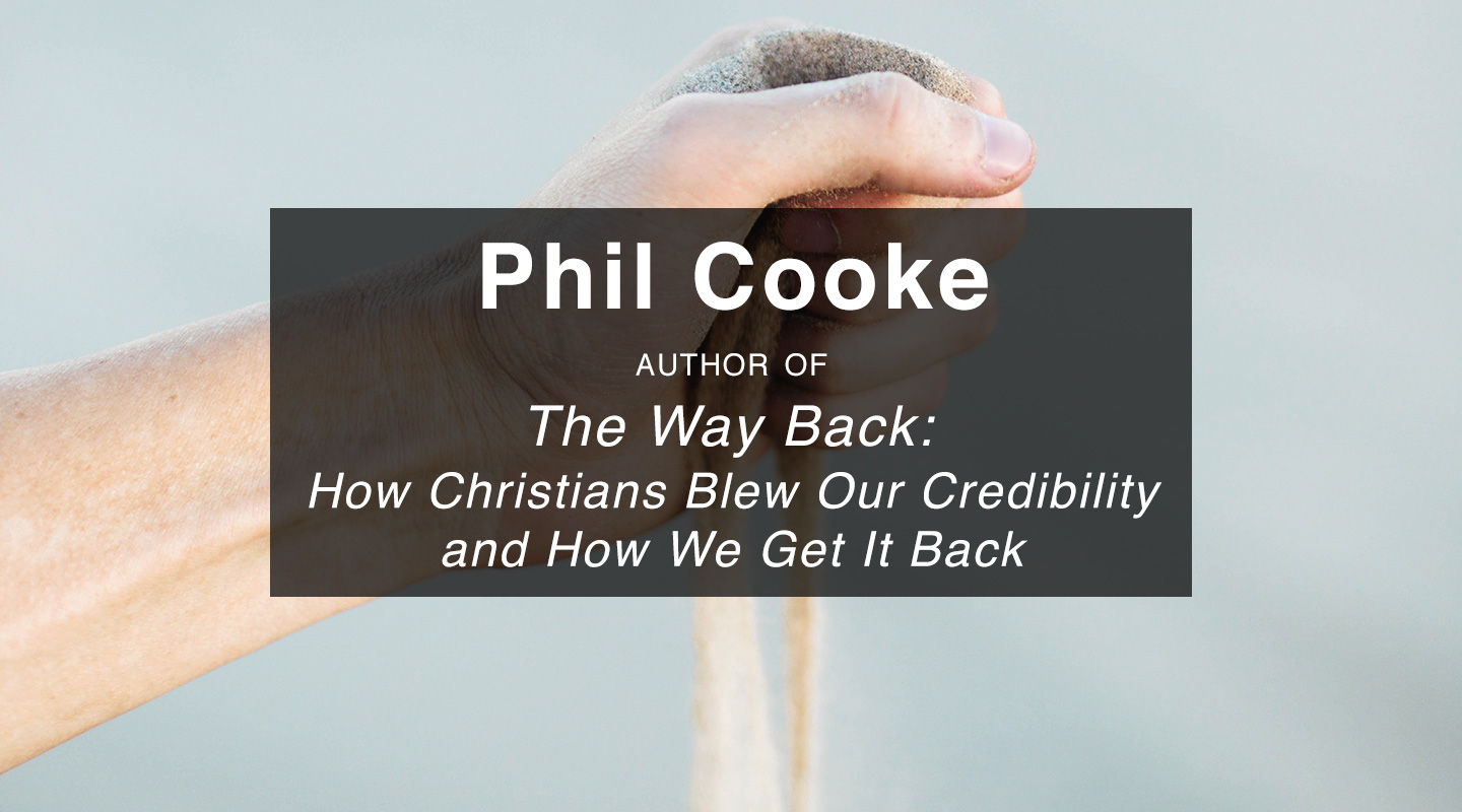 The Way Back - Phil Cooke