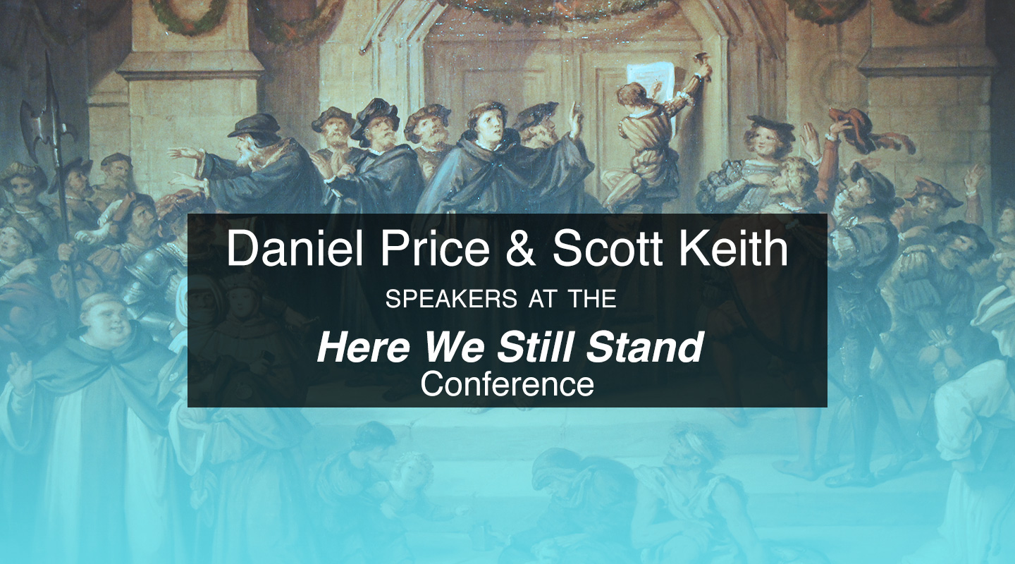 Here We Still Stand - Daniel Price & Scott Keith (Re-Air)