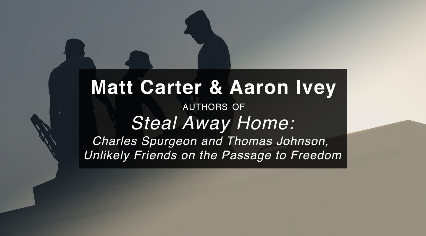Steal Away Home - Matt Carter & Aaron Ivey video thumbnail