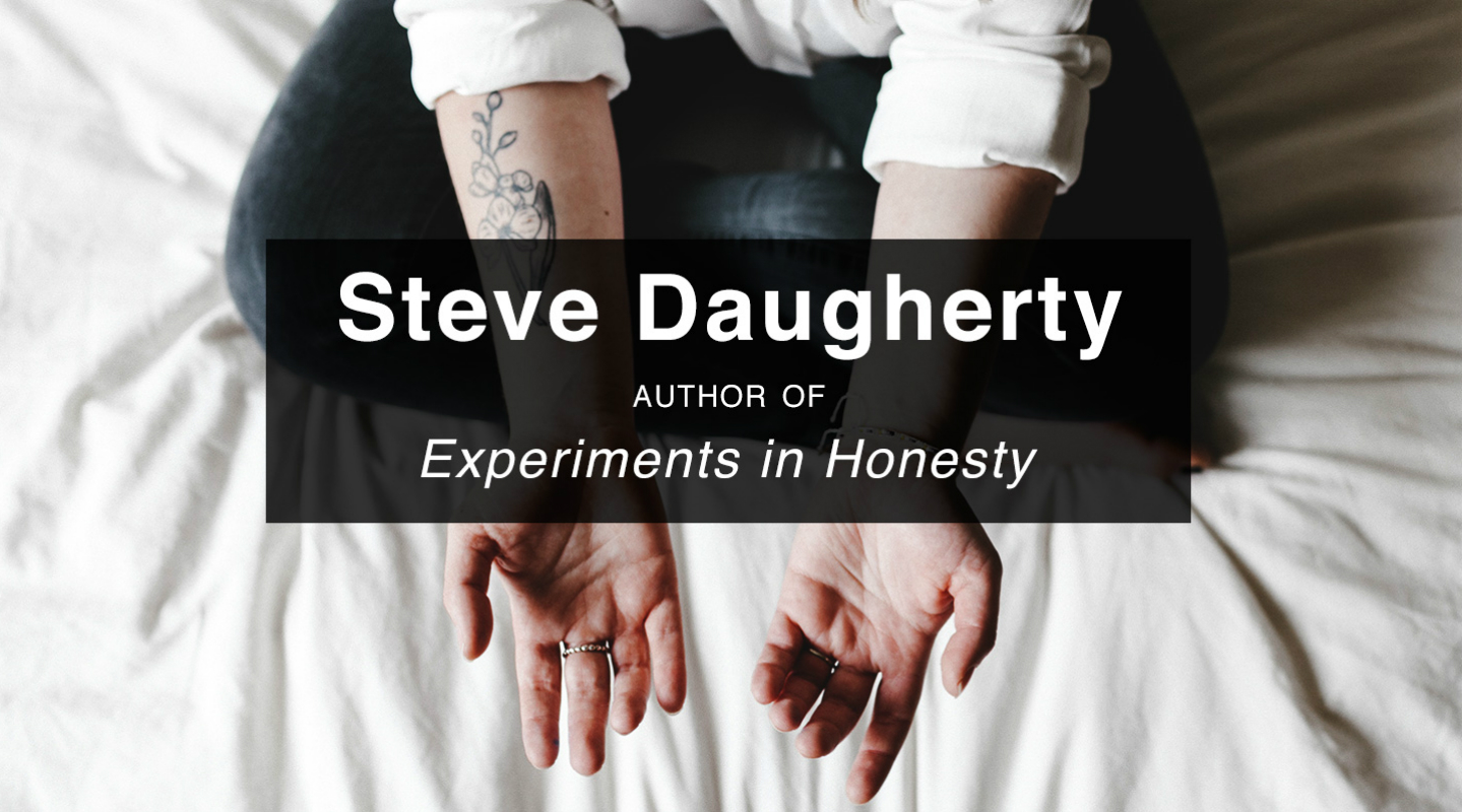 Experiments in Honesty - Steve Daugherty video thumbnail