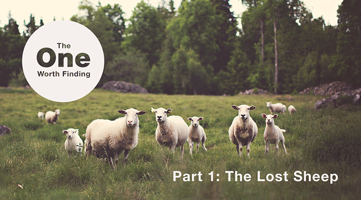 The One Worth Finding Part 1 - The Lost Sheep