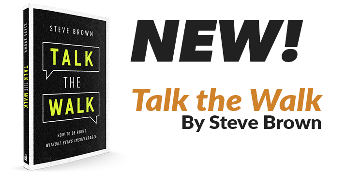 Buy Talk the Walk by Steve Brown