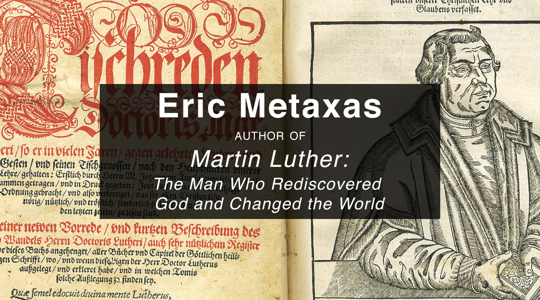Martin Luther - Eric Metaxas