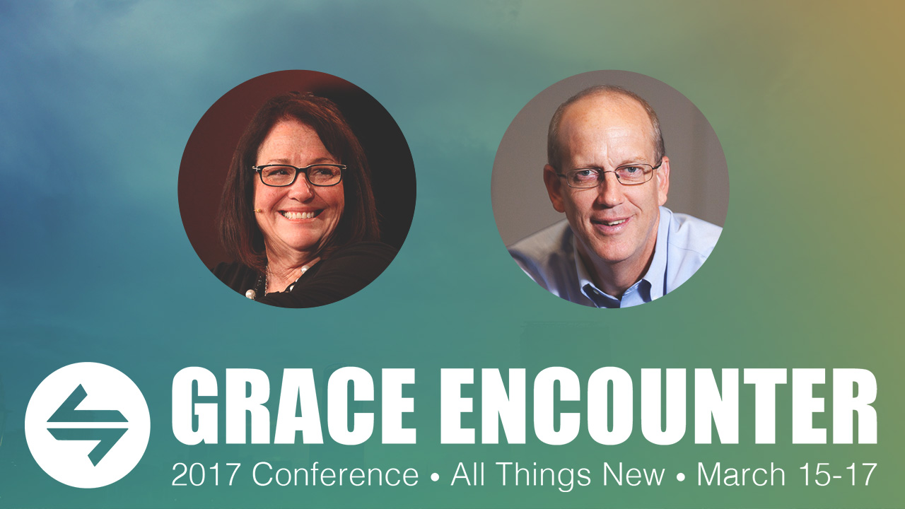 Grace Encounter - Elyse Fitzpatrick & Ray Cortese