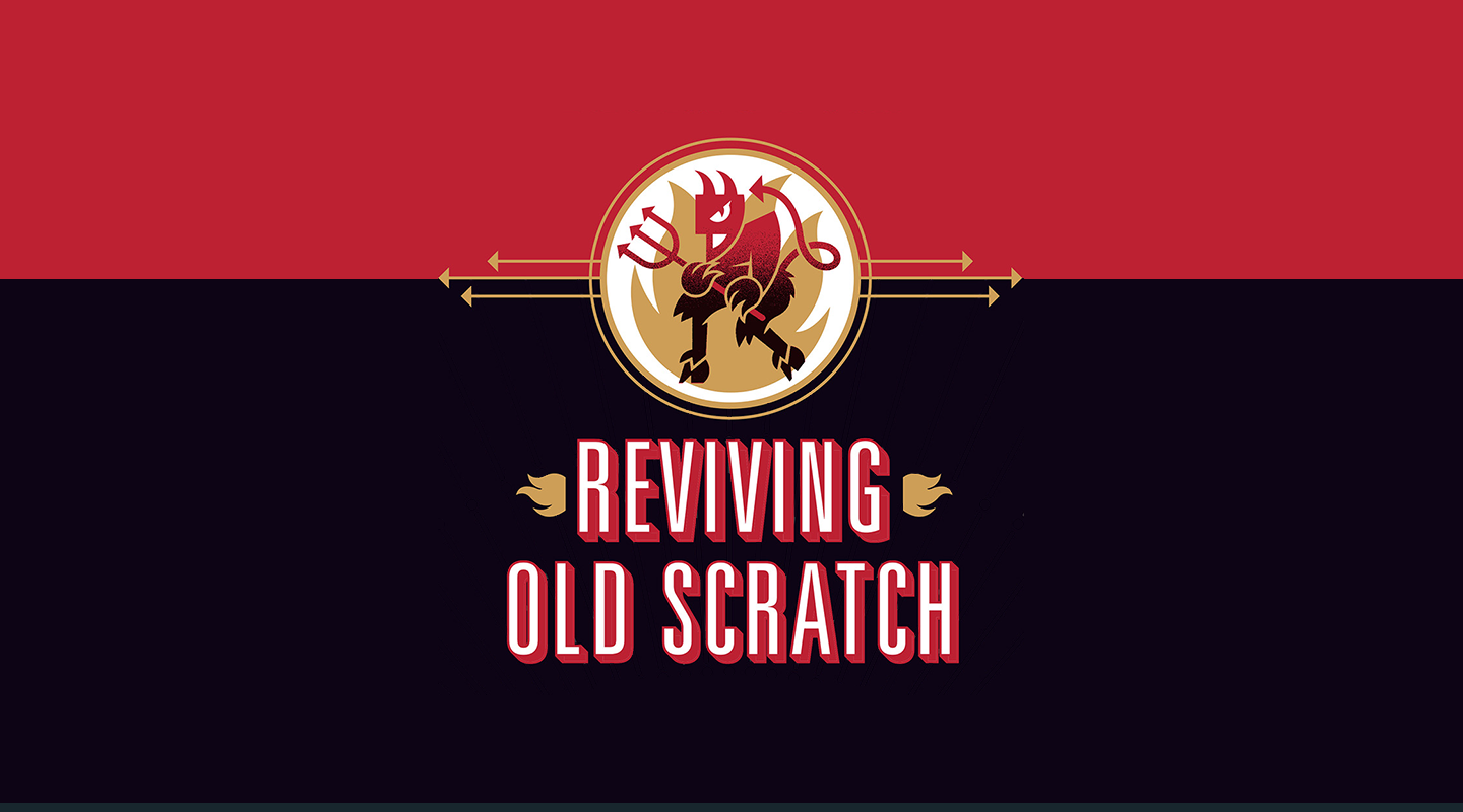 Reviving Old Scratch - Richard Beck