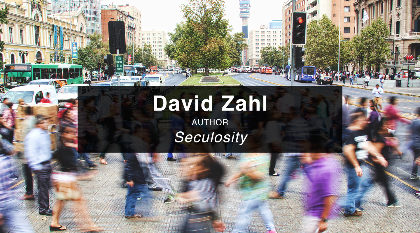 David Zahl - Seculosity